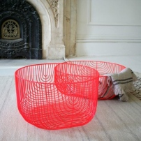 Oversized Wire Basket